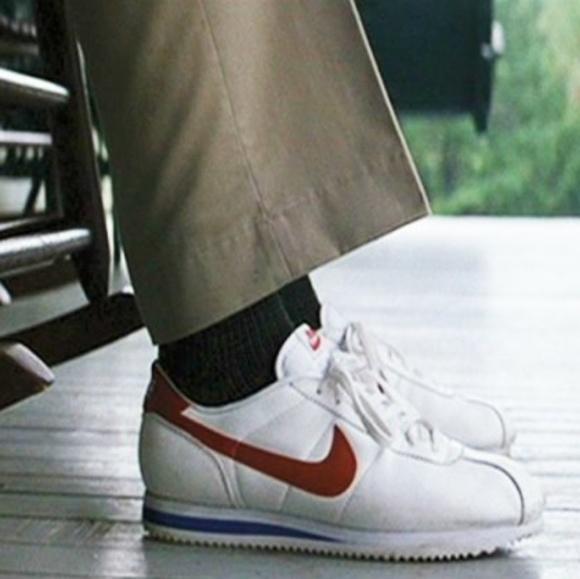 separation shoes 7a4a0 70867 Vintage 80s Nike Cortez Forrest Gump Sneakers
